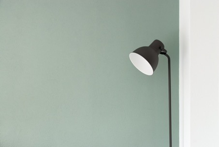 nieuwe inrichting lamp