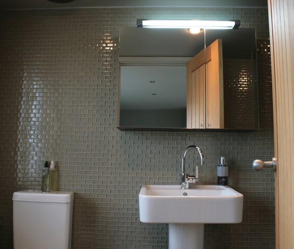 voegen schoonmaken badkamer
